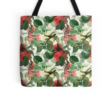 Watercolor apples Tote Bag
