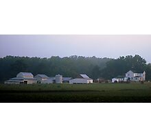 Beautiful Virginia Farm Photographic Print