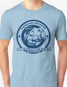 Venice Beach Muscle Arnold T-Shirt