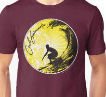 surfs up in cali Unisex T-Shirt