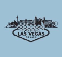 Welcome to Las Vegas by MuralDecal