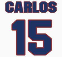 National baseball player Carlos Pena jersey 15 by imsport