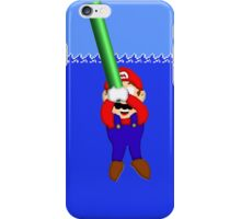 Mario Periscope Camera iPhone Case/Skin