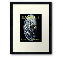 Earth II ebook cover Framed Print