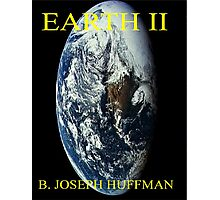 Earth II ebook cover Photographic Print
