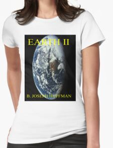 Earth II ebook cover Womens Fitted T-Shirt