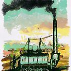 Industrial Revolution - Steam Elephant by Dennis Melling