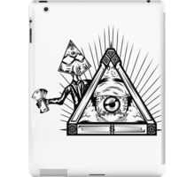 Money Eye - Daniel Goodier iPad Case/Skin