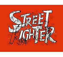 STREET FIGHTER (1994) Photographic Print