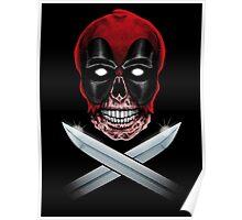 Mercenary Pirate Poster