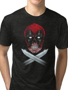 Mercenary Pirate Tri-blend T-Shirt