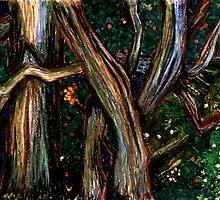 Trees by tonivee