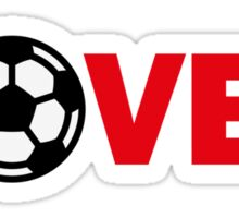 Football – Lover / Soccer – Lover Sticker