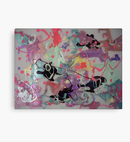 Tropical Orgasm Canvas Print