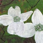Dogwood by Angela Micheli Otwell