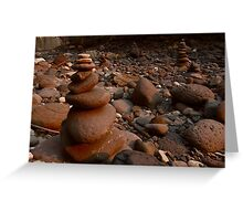 Cairn Cairn Greeting Card