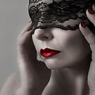 Love is  blindfolded by aka-photography