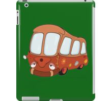 Sad Bus car iPad Case/Skin