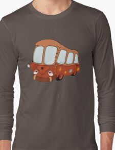 Sad Bus car T-Shirt