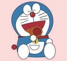 Rainbow Doraemon One Piece - Long Sleeve