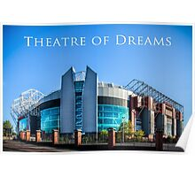 Theatre of Dreams Poster