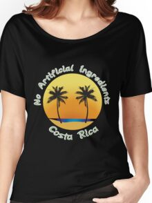 No artificial Ingredients Women's Relaxed Fit T-Shirt