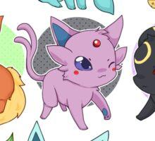 Eeveelutions - Pokemon  Sticker