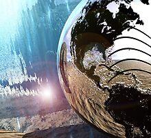 New World by Bill Dykes