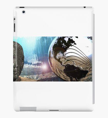 New World iPad Case/Skin