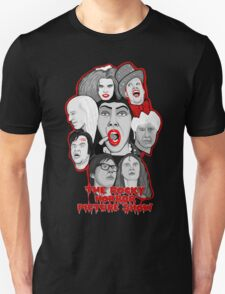 rocky horror picture show 40th anniversary tribute Unisex T-Shirt