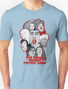 rocky horror picture show 40th anniversary tribute T-Shirt