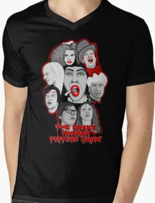 rocky horror picture show 40th anniversary tribute Mens V-Neck T-Shirt