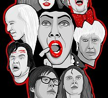 rocky horror picture show 40th anniversary tribute by gjnilespop