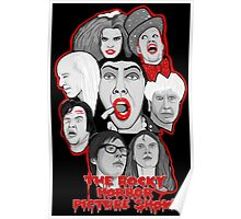 rocky horror picture show 40th anniversary tribute Poster