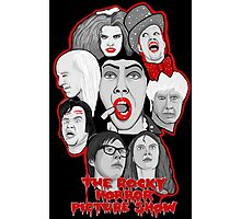 rocky horror picture show 40th anniversary tribute Photographic Print