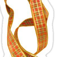 Christmas Ribbon Sticker