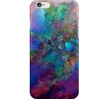 Diving Into Colour iPhone Case/Skin