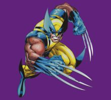 The Wolverine by borines