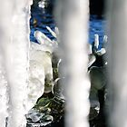 Glittering ice by heinrich