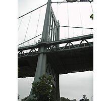 Triborough Bridge Photographic Print