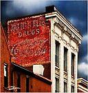 Drug  Dealer by Ted Byrne
