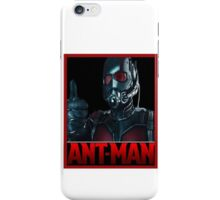 Ant-Man Thumbs Up iPhone Case/Skin