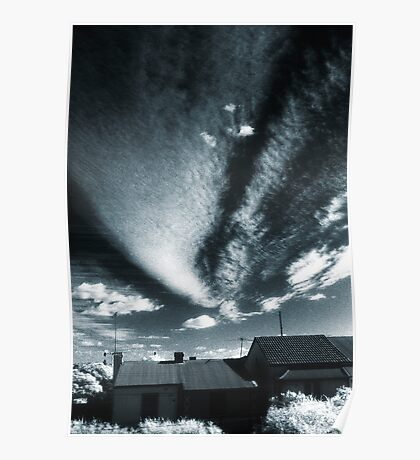 splendid sky over enmore  Poster
