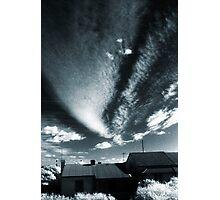 splendid sky over enmore  Photographic Print