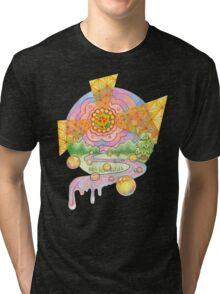 Return of the Voodoo Child Tri-blend T-Shirt