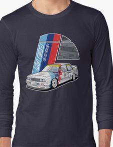 BMW - M3 E30 DTM Long Sleeve T-Shirt