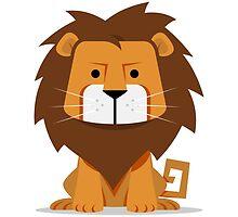 Tiny Lion by sapto7