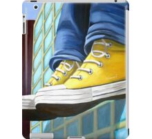 Just waiting for you iPad Case/Skin