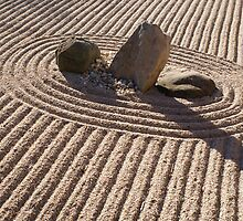 Sand composition by Steve Thomas