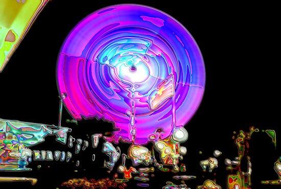 The Ride (abstract) by Lenny La Rue, IPA